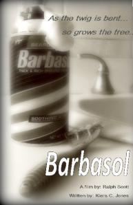 Barbasol Poster 1