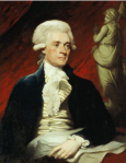 Thomas Jefferson by Mather Brownn (1786)