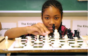 Master Chess Player Rochelle Ballantyn