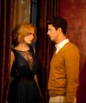 Evelyn Stoker (Nicole Kidman) and Uncle Charlie (Matthew Goode)