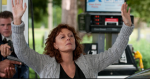 Sharon Solarz (Susan Sarandon) gives up