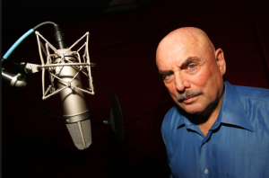 Don LaFontaine, 'the Voice of God'