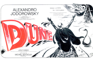 'Dune' The Film that Jodorowsky never made