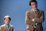 John (Goran Visnjic) introduces his 'son' Ethan (Pierce Gagnon) to scientists