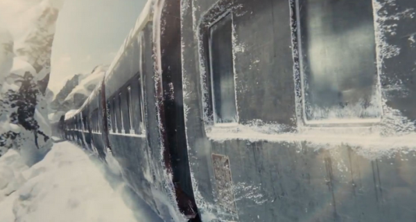 Snowpiercer, the train