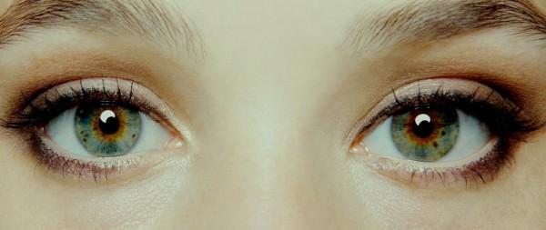 Sofi's Eyes (Astrid Bergès-Frisbey)