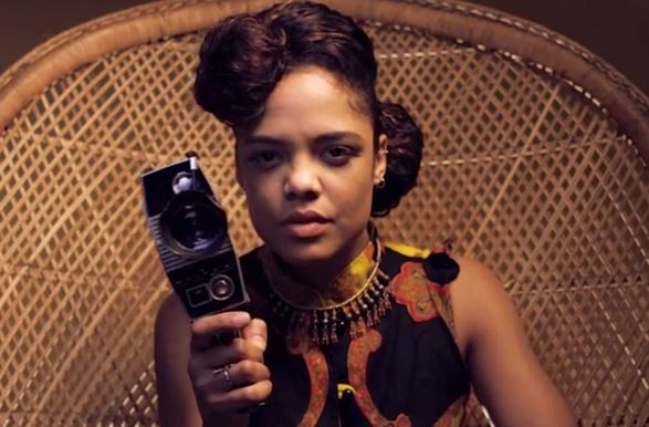 "Samantha ""Sam"" White (Tessa Thompson)"