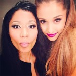Nicki Minaj and Ariana Grande