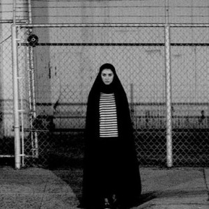 The Girl (Sheila Vand)