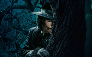 The Wolf (Johnny Depp)