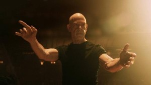 Fletcher (JK Simmons) the 'Angel' of Jazz