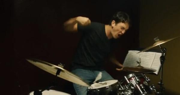 Andrew (Miles Teller) in practice