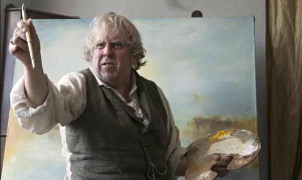 Mr. Turner (Timothy Spall)