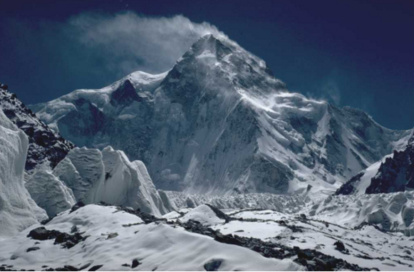 K2, The Summit