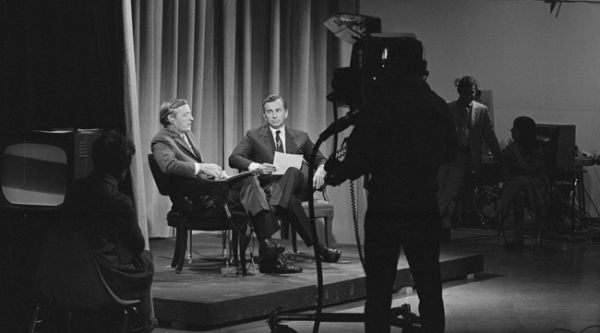William F. Buckley and Gore Vidal